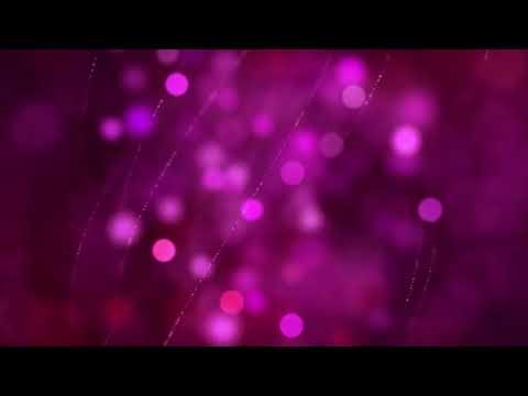 Футажи для видеомонтажа - розовый фон боке