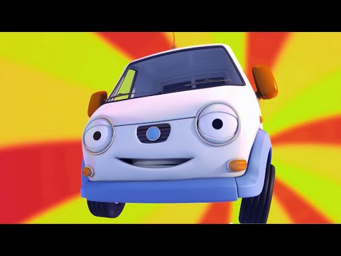 Олли Веселый грузовичок - Мультик про машинки - Отдых для Олли - Серия 59 (Full HD)