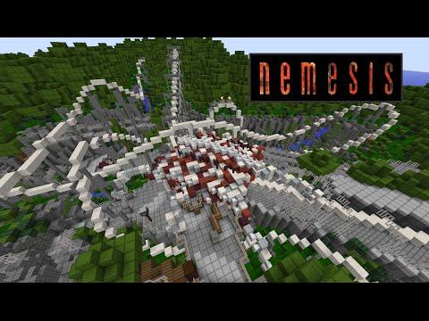 Minecraft - Nemesis (Alton Towers)