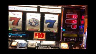 $200 Double Top Dollar $100 Haywire *High Limit* $50 Triple Stars  Wheel of Fortune $25 Triple Stars