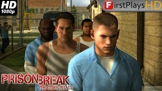 Prison Break: The Conspiracy - PC Gameplay 1080p