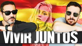 VIVIR JUNTOS | Elecciones Catalanas 2021 | Camilo - Vida de Rico (PARODIA) | CATALUÑA | liusivaya