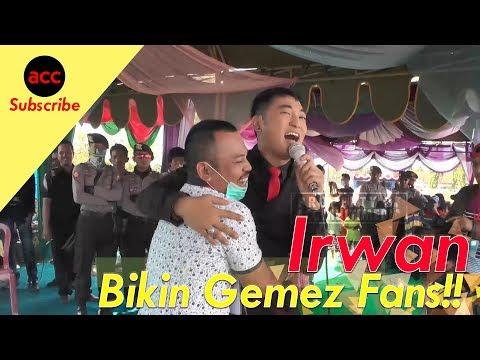 BIKIN GEMEZ FANS - IRWAN DA2 - SONIA