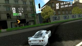 Real racing 2 en zte v791