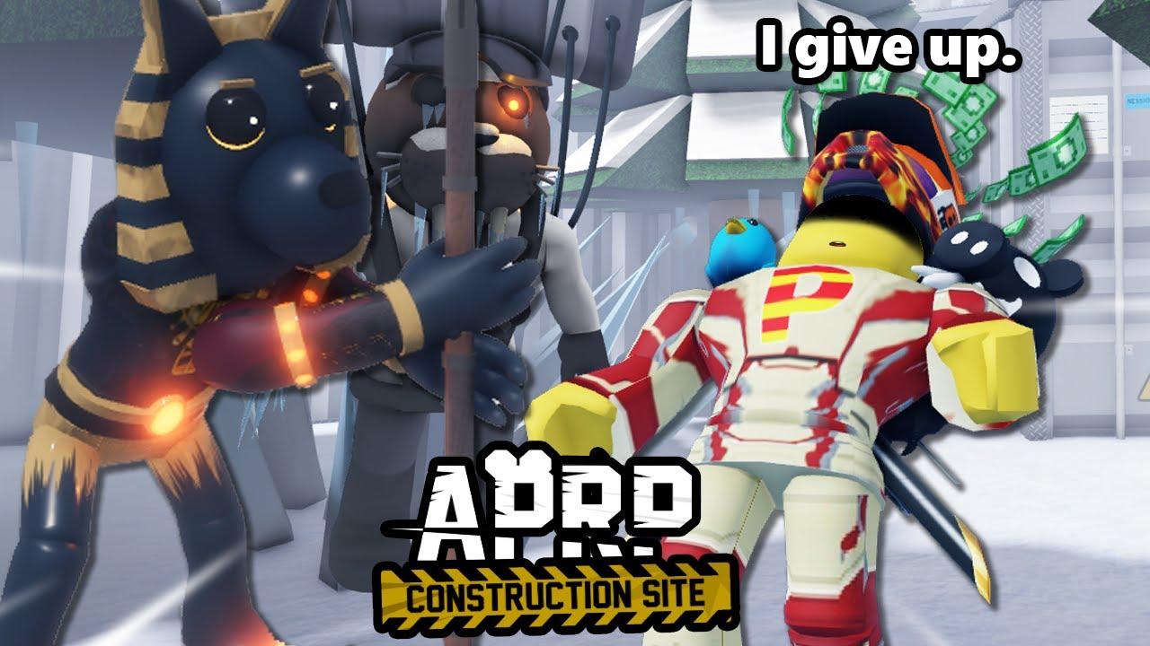 ROBLOX PIGGY RP: CONSTRUCTION SITE CHAPTER 1!!