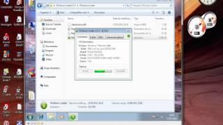 ATIVANDO WINDOWS 7 loader 2.1.3