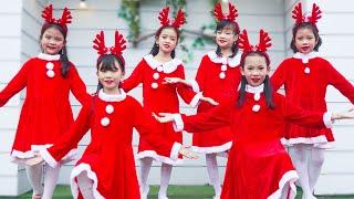 [Official MV] Bé Vui Noel - Tốp Ca | Nhạc Thiếu Nhi Vui Nhộn Hay Nhất