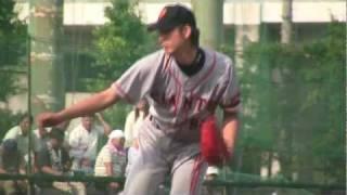 Baseball 笠原将生 ロッテ戦完封(ロッテ浦和球場) 2011-706