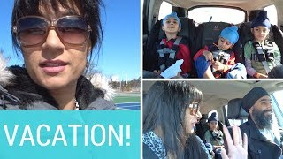 VACATION ANNOUNCEMENT! | FAMILY VLOG | MOM BOSS OF 3