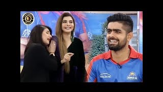 Funniest Moments of today's Good Morning Pakistan