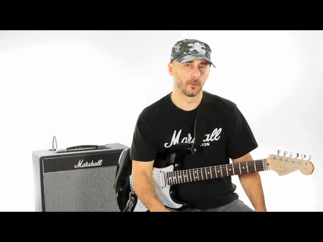 How To Play Mean Street Main Riff