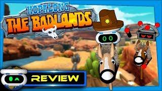 Hopalong The Badlands PSVR Review