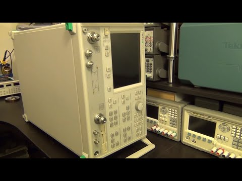 TSP #77 - Teardown, Repair & Experiments with the Anritsu 37347A 20GHz Vector Network Analyzer