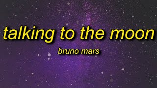 Bruno Mars - Talking To The Moon Sickmix (TikTok Remix) Lyrics | i want you back
