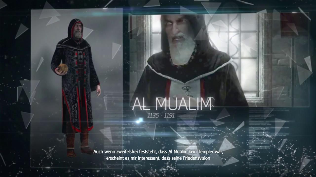 Assassin's Creed Rogue Otso Berg Inspiration #01 Al Mualim ...