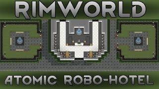 9] Clean Food Production   RimWorld 1 0 Atomic Robo-Hotel