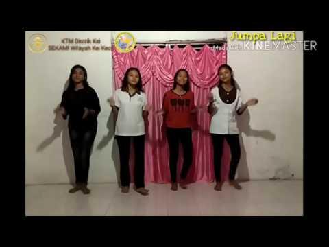 Lagu Bina Iman Anak Katolik - Jumpa Lagi