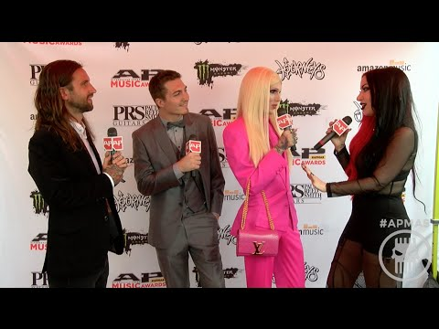 APMAs 2016 Red Carpet Interview: JEFFREE STAR