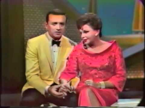 Judy Garland & Vic Damone - West Side Story Medley