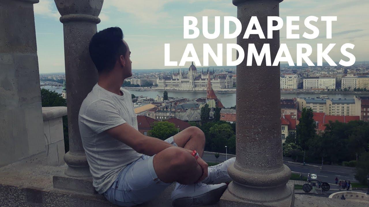 BUDAPEST LANDMARKS VLOG-SUMMER 2017