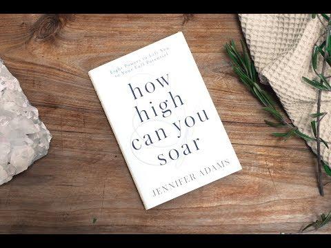 How High Can You Soar, A book by Jennifer Adams