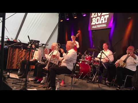 "The Red Wing Band (S) ""Moonlight & Roses"" Riverboat Jazz Festival Silkeborg 23.06.2017"