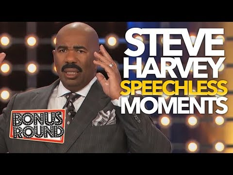 Kayla - Steve Harvey's face is everything...