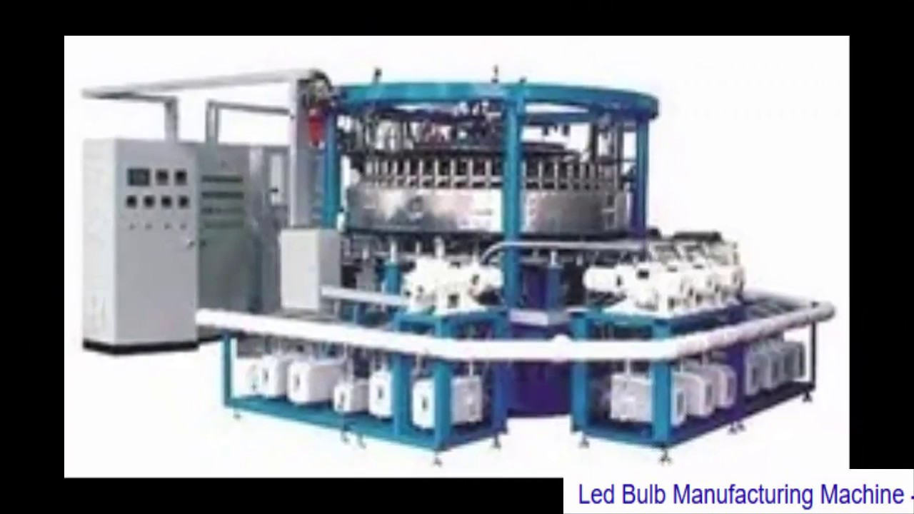 Led Bulb Manufacturing Machine And Its Cost Youtube