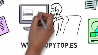 Copisteria Online 24 horas CopyTop