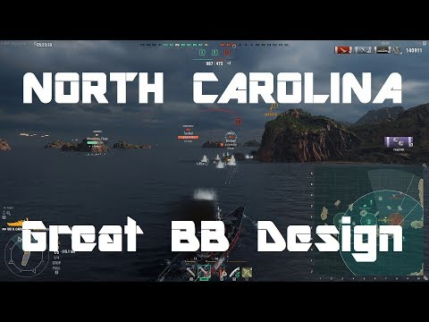 North Carolina - The Way BBs Should Be