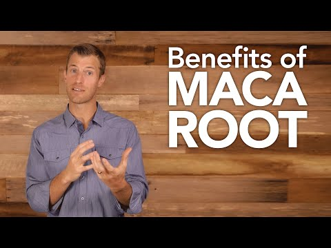 Benefits of Maca Root | Dr. Josh Axe