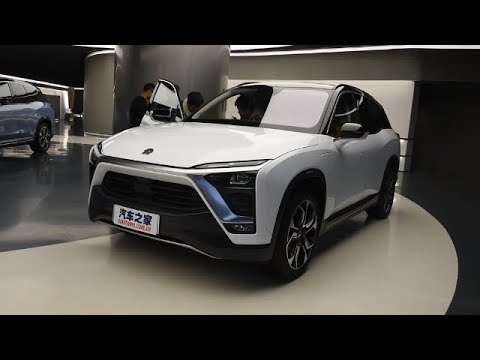 2018 All The Nextev Nio Es8 Electric Suv Full Review