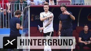 Marco Reus: Joachim Löws nötiger Impuls im Offensivspiel   DFB-Team   WM 2018   SPOX