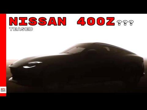 New Nissan Z