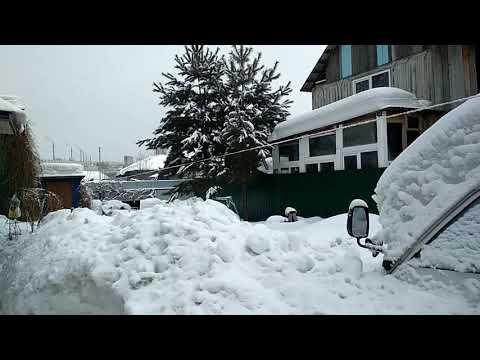 №159 Новости дня.Снег и прочее.