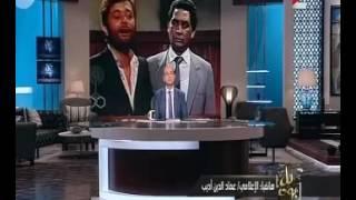 بالفيديو.. عماد الدين أديب يطالب الرئيس السيسى بتكريم العظيم الراحل محمود عبد العزيز