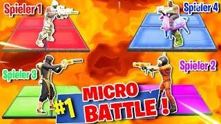 Beschütze deine Plattform! | Fortnite Micro Battle!
