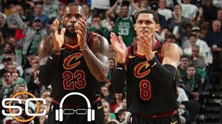 Best late-game lineup for Cavaliers