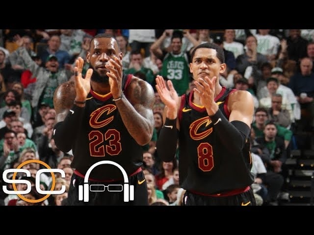 68152608bb58 02 37 Best late-game lineup for Cavaliers  is gonna be LeBron and the four  new