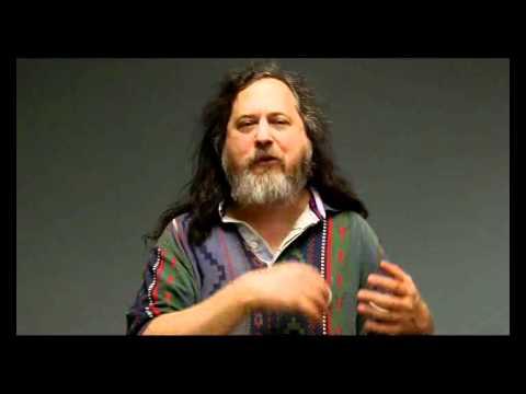 [Suez Canal - IT Celebrities Talk] Richard Stallman - GNU