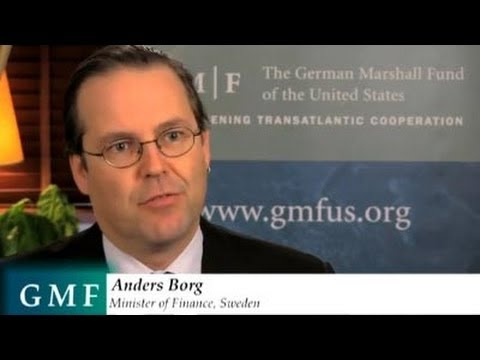 Swedish Finance Minister Anders Borg on Greek Austerity, Euro Crisis