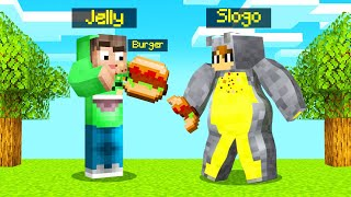 NEW FOOD In MINECRAFT Makes You FAT!