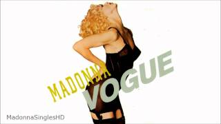 Madonna - Vogue (Single Version)