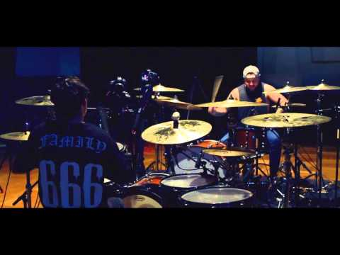 The Amity Affliction - Don't Lean On Me x Find My Light | Matt McGuire Drum Cover