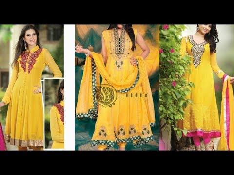 stylish-mehndi-dresses-for-girls-||-new-mehndi-dress-design-||-mehndi-dress-collection-#46