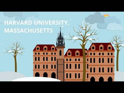 Harvard University, Massachusetts