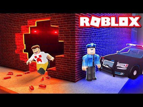 Roblox Escape da Prisão