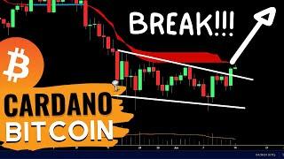Bitcoin Breakout! | Cardano Price Analysis |  Bitcoin NEWS Today | June 2021 🏮