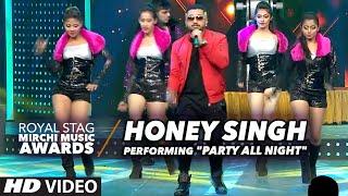 Honey Singh Performing