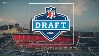 2021 NFL Mock Draft | Custom Draft Order! (First Round) | The Hail Mary Podcast